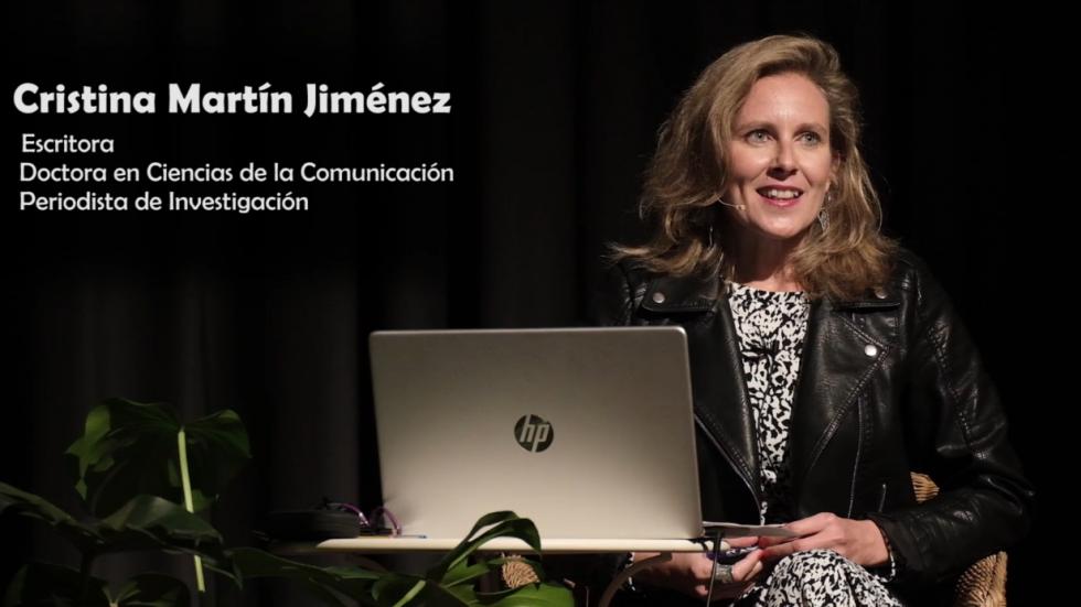 Cristina Martín Jiménez: La verdad sobre la pandemia | La Tribuna del País  Vasco | El gran periódico digital del País Vasco