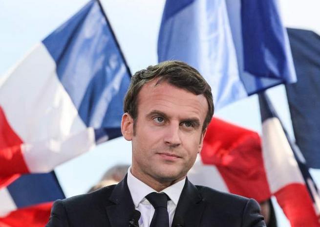 La solución Macron