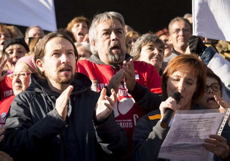 Contra el totalitarismo de Podemos