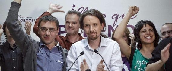 El votante de Podemos es de clase media alta