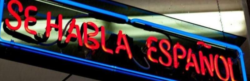 La sustitución del español por lenguas regionales